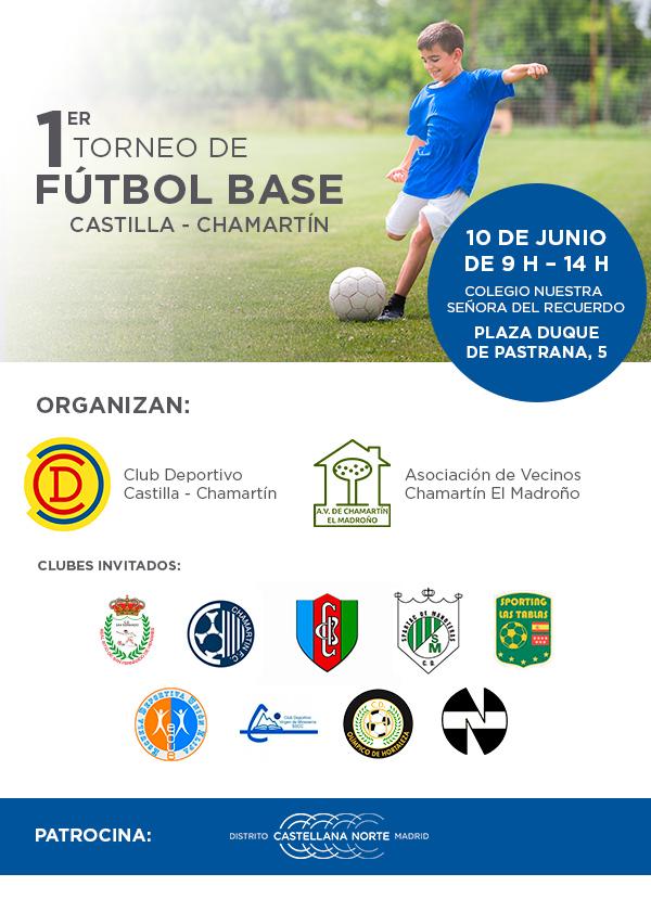 1er Torneo Futbol Base